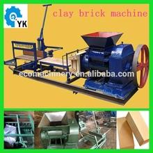 Hot sale home use small clay brick making machine