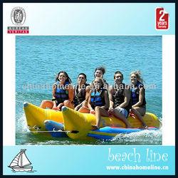 Double Inflatable Water Banana Boat