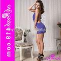 2014in magazzino a buon mercato all'ingrosso di buona qualità viola bella elegante abito da sera sexy