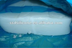 silicone rubber material for molding silicone products