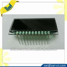4 Digits Segment TN VA LCD