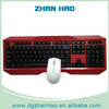 2014 new arrival 104 keys waterproof computer keyboard with Laser etching