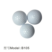 B105 Hot Sale Floating Golf Ball and small golf bag