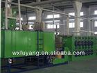 high speed horizontal enamelling machine