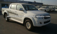 2014 Brand New cars Toyota Hilux 2.5 MT, 4x4, Turbo Diesel