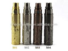 Hello Fashion! 2013 for E-cigarette flower battery colorful battery e cigarette battery