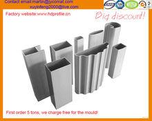 2013 News aluminum railing profiles