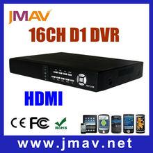 16CH CCTV DVR Full D1 Suveilliance recording Support HDMI
