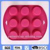 China Factory wholesale silicone cup cake moulds,Silicone cup cake mold