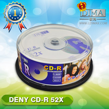 DENY best selling product cd-r blank disk in china