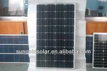Hot sale cheap price flexible solar panel 120w