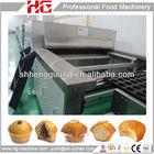full automatic professional baking ovens cake machine