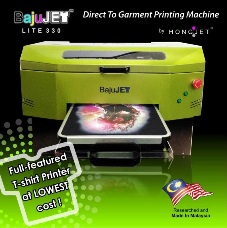 3d Printer t Shirt Bajujet T-shirt Printer With