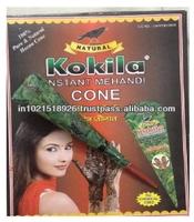 Henna Natural Cone