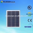 Bluesun high quality 25years warranty solar panel in dubai