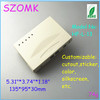 China newest outdoor router enclosure slim housing Plastic