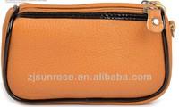 Ladies Brown PU purse
