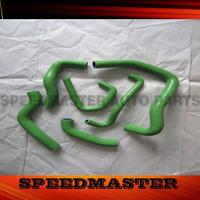 Motorcycle silicone hose kit for Kawasaki Ninja 2007 ZX 600 P ZX6