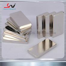 Cheap N35-N52 nickel Strong block sintered permanent neodymium magnets