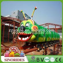 Fancy equipment caterpillar attractions attractions in china,attractions in china for sale
