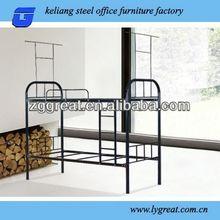 school furniture used bunk bed / metal bed
