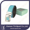 Fashion Colored Golf Belt With Ball Marker