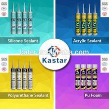 Acid/acetic/acetoxy glass silicone sealant Kastar 731