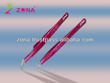 Eyelash Extension Tweezers Perfect Extra Fine Point & Curved / Best Suppliers of Eyelash Extention Tweezers