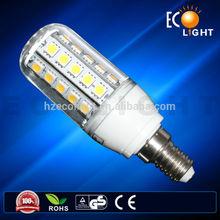 2015 CE ROHS Certified CORN LED LIGHT 21-5050SMD 3W E14