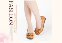 2013 Bowknot buy womens shoes online, mother casual shoes loafer shoes