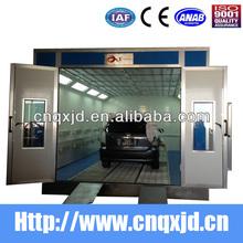 Approbation de la CE corps matériel de réparation de voiture cabine de pulvérisation