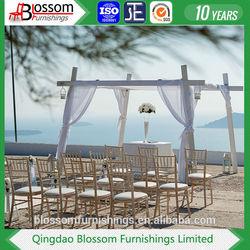 wooden wedding chiavari chairs