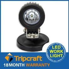 Hot selling bright 10-30V pajero mini 10W off road LED WORK LIGHT,Off Road LED Light Bar,external Fog lights