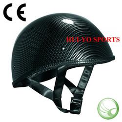 Carbon Motorcycle helmet ,Carbon fiber helmet, open face half helmet