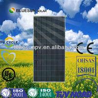 Top sale bluesun Poly 350w solar panel for sale