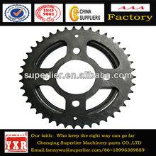 Motorcycle Rear Sprocket Wheel,gear box sprocket,motorcycle chain sprocket