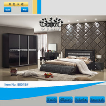 practical and modern Turkish design bedroom furniture