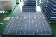 Photovoltaics solar panel 250w30v with MC4 connector
