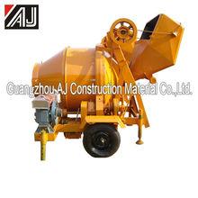 Good Quality!!! 350L Conical Drum Reversing Concrete Mixer, Shop in Guangzhou