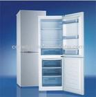 255L Up Fridge Bottom Freezer Home Appliance Refrigerator BCD-255