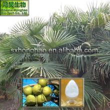 Top Quality 25%-45% Fatty Acids Saw Palmetto Fruit Extract