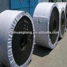 PVC rubber conveyor belt for power transmission& drive