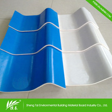 Fireproofing high quality heat insulation1 meter metal roof tile