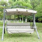 High quality durable metal garden swing