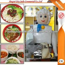 robot sliced noodle machine/vending machine noodle