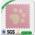 stampati personalizzati 3d eva espanso stuoia di puzzle per bambino o bambini