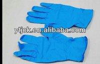 Nitrile powder free medical glove