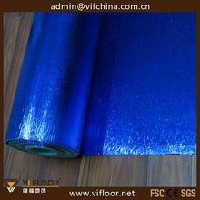 blue 3mm acoustical floor underlayment