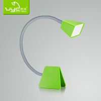 USB Foldable office anti-glare dimmable flexible led computer desk light study table lamp unique