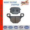 Hot sale motorcycle brake shoes